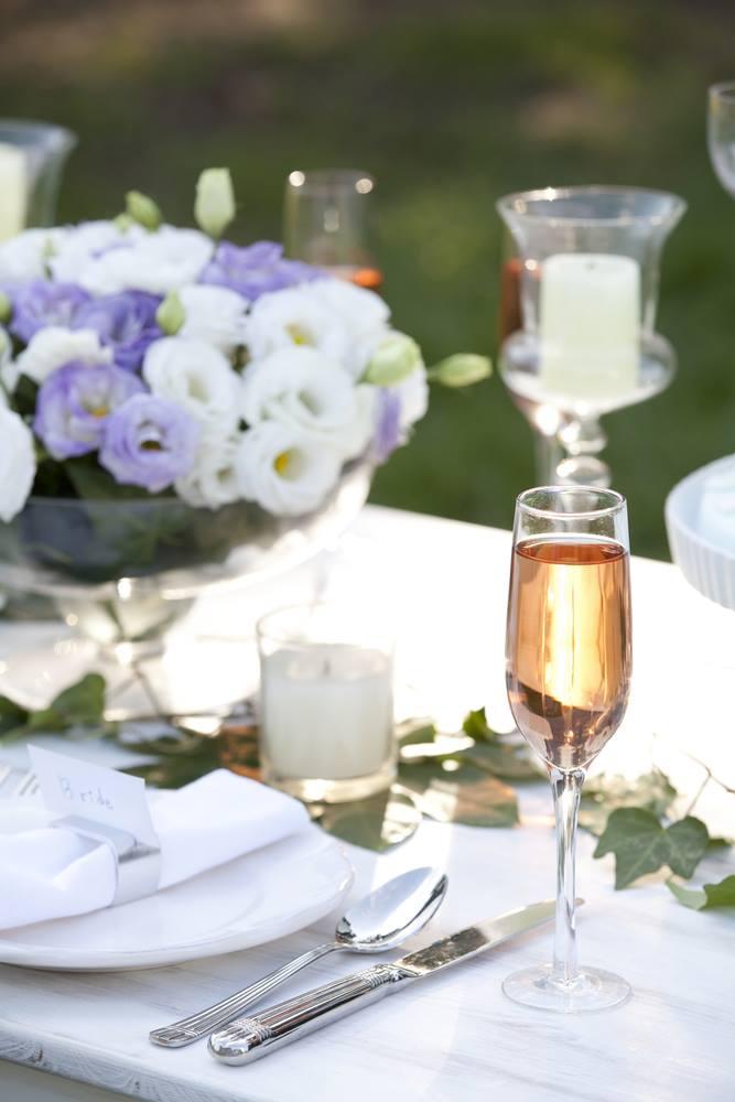 Bryllupsmenuen og bryllupskaos