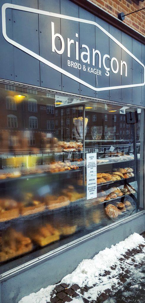 Briancon brød og bager Åboulevarden 53 Aarhus; Det bedste chokolade croissant i Aarhus indlæg