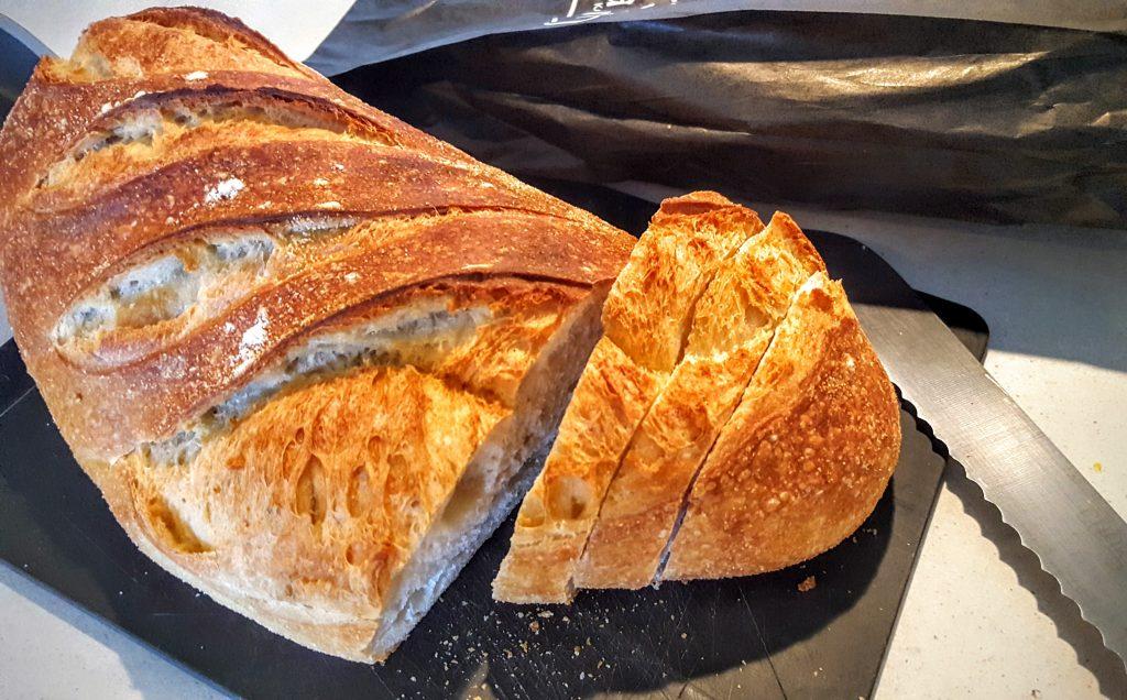 Briancon kartoffelbrød; Gourmetbagere i Aarhus indlæg
