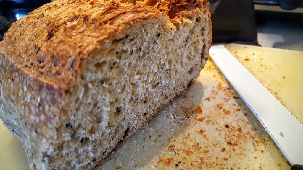 Briancon spelt brød; Gourmetbagere i Aarhus indlæg