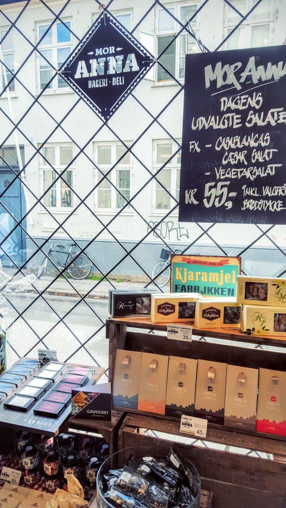 Mor Anna Bager og Deli; Gourmetbagere i Aarhus indlæg