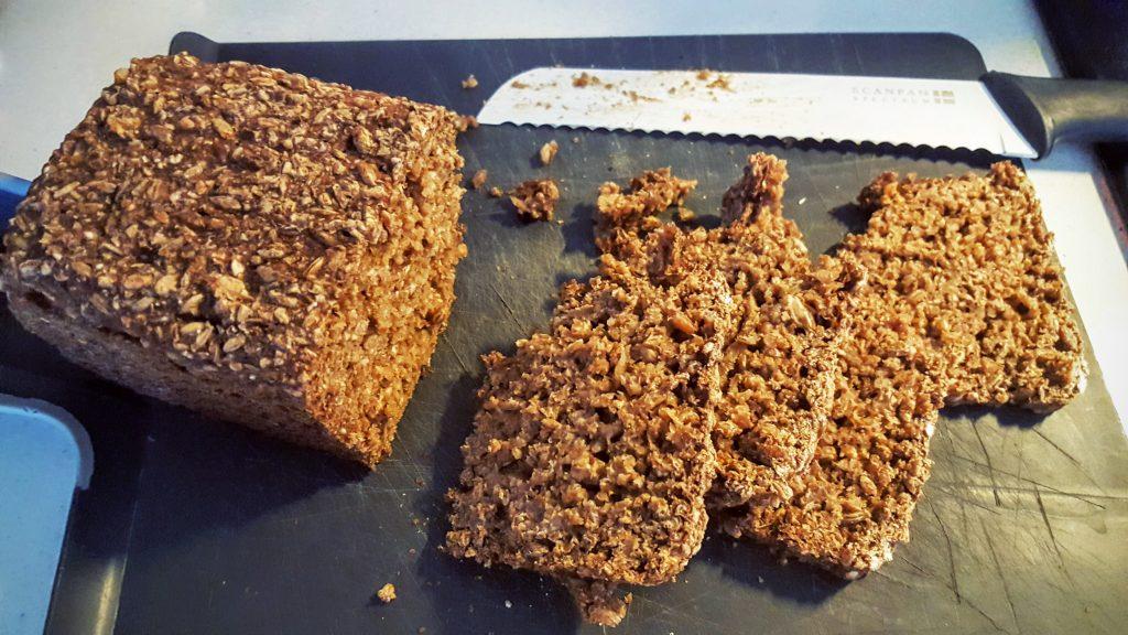 Langtidsbagt rugbrød fra Nummer 24 på Graven; Gourmetbagere i Aarhus indlæg